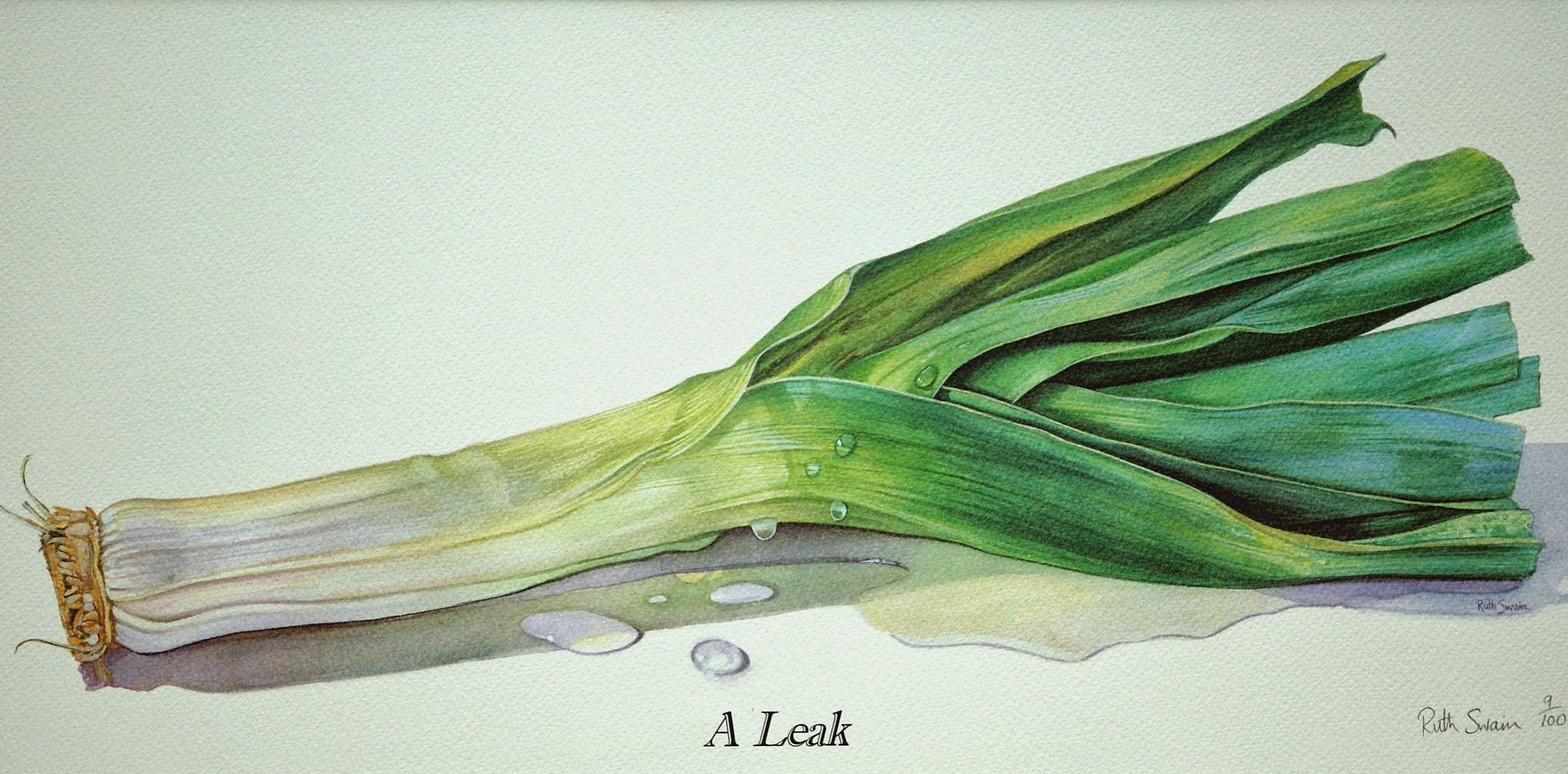 A Leak